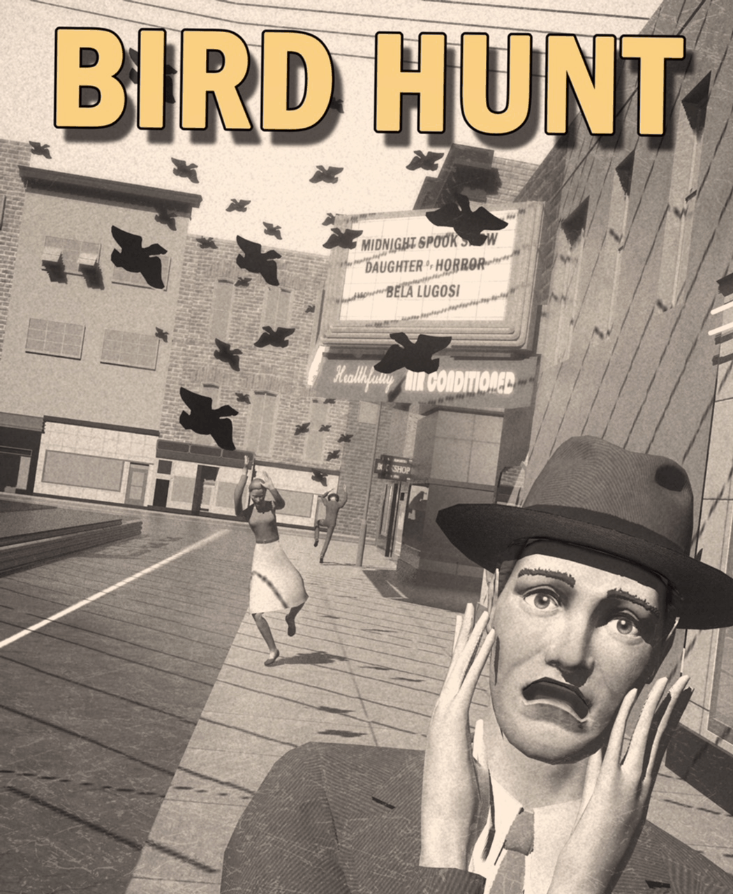 Traffic Cop VR Bird Hunt